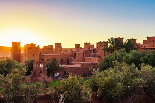 7 Things To Do When Vacationing In Morocco - Aït Benhaddou