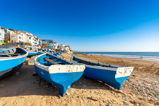 7 Things To Do When Vacationing In Morocco - Coastline