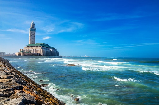 7 Things To Do When Vacationing In Morocco Hassan II Mosque